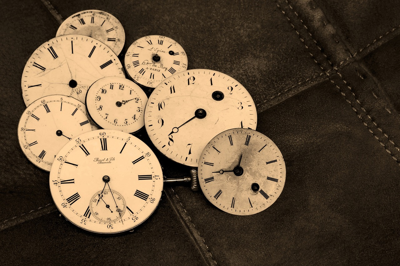 watches, old, antique